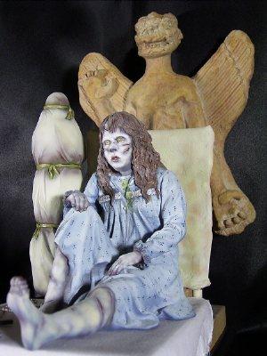 リーガン エクソシスト THE EXORCIST Regan Teresa MacNeil Linda Blair ...   300 x 400 jpeg 28kB